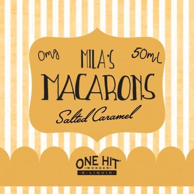 Macarons Salted Caramel