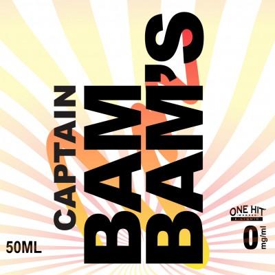 Bam Bam's Cannoli Captain