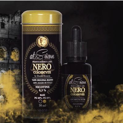 Liquido Art&Science Nero Colossevm