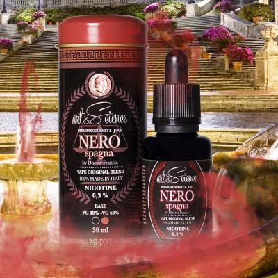Liquido Art&Science Nero Spagna