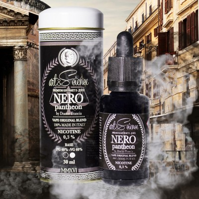 Liquido Art&Science Nero Pantheon